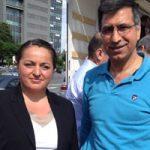 """Parlementerê Partîya Çep Sevim Dagdelen: """"Em naxwazin Almanya çek bişîne Kurdistanê.."""""""