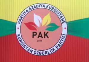 PAK(Partîya Azadîya Kurdistanê) bangî gelê me yê Başûrê Kurdistanê dike: ''Daxwazên rewa nabe ku bi ...