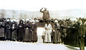 Mahabad Kürt Cumhuriyeti Liderleri
