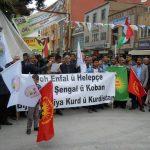 Partîya Azadîya Kurdistanê (PAK) Li Gelek Cîhan Jenosîda Enfalê Bi Bîranî