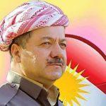 AZADİ HAREKETİ, PAK, PDK-Bakur, PSK: Mesut Barzani ulusal değerimiz, Kürdistan bayrağı varlık timsal...
