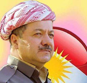 Peyama Barzanî li ser roja Ala Kurdistanê