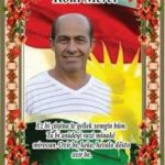 1980 Öncesi ve sonrasinda TKDP-KUK içerisinde mücadele etmiş değerli arkadaşımız Kürdistan özgürlük ...