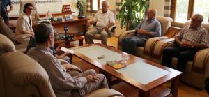 Partî û Rexistinên Kurdistanî Bi KCD yê re Hevdîtinek Pêk Anîn