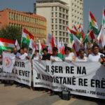 """Partîyên Kurdistanî  Li Amedê Gotin """"Ji Şer Re Na , Ji Kurdistanê Re Erê ! """""""