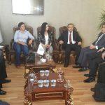 Kürdistani Partiler HDP Genel  Merkezi'ni  Ziyaret  Etti.