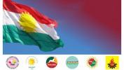 """Partîyên Kurdistanî: """"Em Qetlîama  Enqerê  Rûreş Dikin"""""""