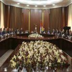 Daxuyaniya civîna Partiyên Siyasiyên Herêma Kurdistanê