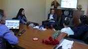 PAKê Roja Rojnamegerîya Kurdî li Amedê Bi Seredana Sazîyên Çapemenîyê Pîroz Kir