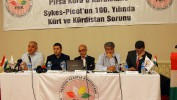 PAKê li Amedê Konferanseke Bi Navê ''Di sedsaliya Sykes-Picotê de Pirsa Kurd û Kurdistanê'' li darxist