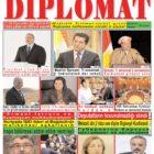 """Hejmara rojnama""""DÎPLOMAT"""" ya 356 derket, """"Diplomat"""" qəzetinin 353-cu sayı çıxdı və yayimlandi!"""