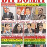 """Hejmara rojnama""""DÎPLOMAT"""" ya 358 derket û hat belavkirinê, """"Diplomat"""" qəzetinin 358-ci sayı çıxdı və..."""