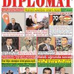 """Hejmara rojnama""""DÎPLOMAT"""" ya 362derket û hat belavkirinê, """"Diplomat"""" qəzetinin 362-ci sayı çıxdı və ..."""