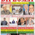 """Hejmara rojnama""""DÎPLOMAT"""" ya 363derket û hat belavkirinê / """"Diplomat"""" qəzetinin 363-ci sayı çıxdı və..."""