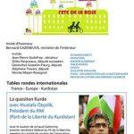 Serokê Giştî yê PAKê Li Fransayê Beşdarî  ''Cejna Gulê'' Dibe./PAK Genel Başkanı Fransa'da ''Gül Bay...