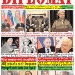 """Hejmara rojnama""""DÎPLOMAT"""" ya 368derket û hat belavkirinê / """"Diplomat"""" qəzetinin 368-ci sayı çıxdı və..."""