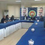 Serokê Giştî yê PAKê  Seredana  Baroya Amedê Kir /PAK Genel Başkanı Diyarbakır Barosu'nu Ziyaret Ett...
