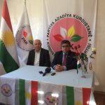 ''Guhertinên destûrê, mixabin dîsa Kurdan tune dihesibîne''