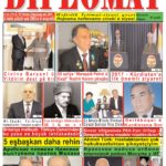 """Hejmara rojnama""""DÎPLOMAT"""" ya 375 derket û hat belavkirinê / """"Diplomat"""" qəzetinin 375-ci sayı çıxdı v..."""
