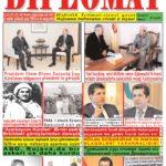 """Hejmara rojnama""""DÎPLOMAT"""" ya 377 derket û hat belavkirinê / """"Diplomat"""" qəzetinin 377-ci sayı çıxdı v..."""