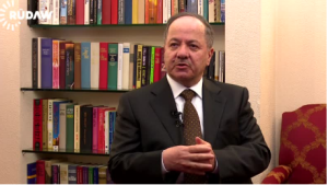 Barzanî li Davosê: Em dest ji serxwebûna Kurdistanê bernadin