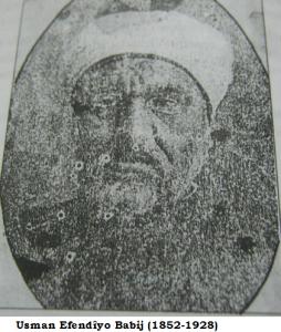 Usman efendiyo Babij