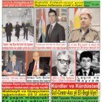 """Hejmara rojnama""""DÎPLOMAT"""" ya 378 derket û hat belavkirinê / """"Diplomat"""" qəzetinin 378-ci sayı çıxdı v..."""