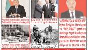 """Hejmara rojnama""""DÎPLOMAT"""" ya 379 derket û hat belavkirinê / """"Diplomat"""" qəzetinin 379-ci sayı çıxdı və yayimlandi!"""