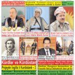 """Hejmara rojnama""""DÎPLOMAT"""" ya 380 derket û hat belavkirinê / """"Diplomat"""" qəzetinin 380-ci sayı çıxdı v..."""