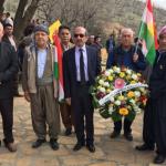 Heyeta PAKê Seredana Mezelê Mele Mustafa Barzanîyê Nemir Kir!