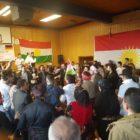 Newroza Serxwebûnê li Schweinfurta Elmanyayê Pêk Hat