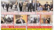 """Hejmara rojnama""""DÎPLOMAT"""" ya 383 derket û hat belavkirin / """"Diplomat"""" qəzetinin 383-ci sayı çıxdı və  yayimlandi"""