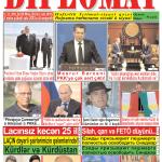 """Hejmara rojnama""""DÎPLOMAT"""" ya 381 derket û hat belavkirin, """"Diplomat"""" qəzetinin 381-ci sayı çıxdı və ..."""