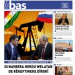 Bas Gazetesi 22. Sayı / Hejmara 22an a Heftenameya Bas