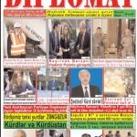 """Hejmara rojnama""""DÎPLOMAT"""" ya 388 derket û hat belavkirin, """"Diplomat"""" qəzetinin 388-ci sayı çıxdı və ..."""