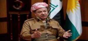 """Serok Berzanî: """"Em garantiyeke temam didin, ku Kurdistan bibe mînaka pêkvejiyanê."""