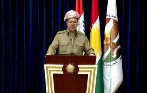 Peyama Serokê Herêma Kurdistanê ya ji bo raya giştî