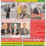 """Hejmara rojnama""""DÎPLOMAT"""" ya 393derket û hat belavkirin, """"Diplomat"""" qəzetinin 393-cü sayı çıxdı və  ..."""