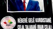 Li Teşkilatên PAKê Şîna  Rêberê  Gelê Kurdistanê Celal Talabani(Mam Celal) PAK  Teşkilatlarında Kürdistan Halk Lideri Celal Talabani (Mam Celal) İçin Taziye