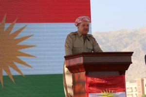 Serok Barzanî nameyek ji bo Parlemena Kurdistanê şand