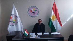 PAK Muş Eski İl Başkanımız Cevdet Ayaz'ın Türkiye'ye İadesi İnsan Haklarına ve Uluslararası Hukuka A...