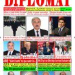 """Hejmara rojnama""""DÎPLOMAT"""" ya 407 derket û hat belavkirin, """"Diplomat"""" qəzetinin 407-ci sayı çıxdı və ..."""