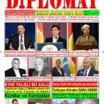 """Hejmara rojnama""""DÎPLOMAT"""" ya 408 derket û hat belavkirin, """"Diplomat"""" qəzetinin 408-ci sayı çıxdı və ..."""