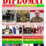 """Hejmara rojnama""""DÎPLOMAT"""" ya 414 derket û hat belavkirin, """"Diplomat"""" qəzetinin 414-cü sayı çıxdı və ..."""