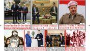 """Hejmara rojnama""""DÎPLOMAT"""" ya 414 derket û hat belavkirin, """"Diplomat"""" qəzetinin 414-cü sayı çıxdı və yayimlandi"""