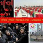 Ji bo şehîdên Enfalê mizginîya herî mezin serxwebûna Başûrê Kurdistanê ye!