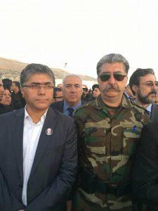 Serokê Giştî yê PAKê Mustafa Özçelik êrîşa terorî ya Dewleta Îranê ya li ser Serokê PAK a Rojhilat r...