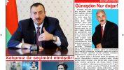 """Hejmara rojnama""""DÎPLOMAT"""" ya 416 derket û hat belavkirin, """"Diplomat"""" qəzetinin 416-ci sayı çıxdı və yayimlandi"""
