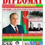 """Hejmara rojnama""""DÎPLOMAT"""" ya 419 derket û hat belavkirin, """"Diplomat"""" qəzetinin 419-cu sayı çıxdı və ..."""