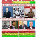 """Hejmara rojnama""""DÎPLOMAT"""" ya 421 derket û hat belavkirin, """"Diplomat"""" qəzetinin 421-ci sayı çıxdı və ..."""